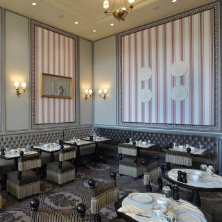 A photo of Ladurée The Grove restaurant