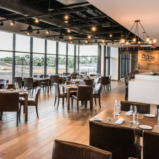 A photo of Porsche Experience Center's Restaurant 917 restaurant