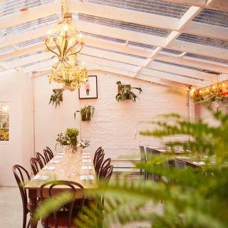 A photo of Pinto Garden restaurant