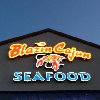 A photo of Blazin Cajun Seafood Restaurant restaurant