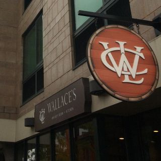 A photo of Wallace's Whiskey Room + Kitchen restaurant