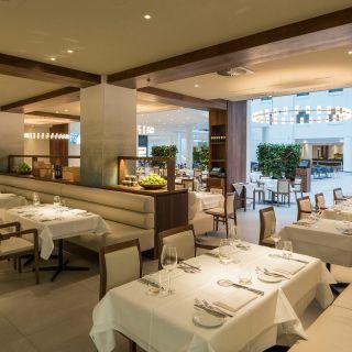 A photo of Sanssouci restaurant