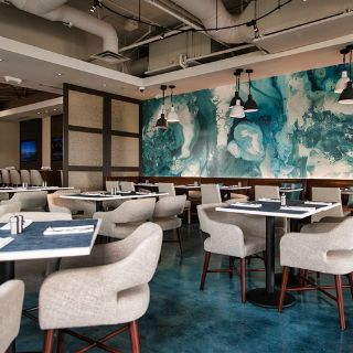 A photo of Beachside Restaurant and Bar restaurant