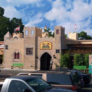 Una foto del restaurante Kings Biergarten & Restaurant