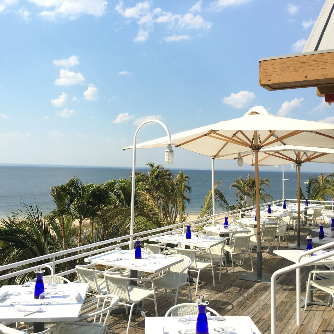 Ocean The Crescent Beach Club Restaurant Bayville Ny Opentable