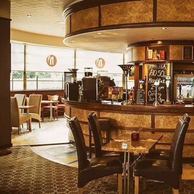 Ellingtons Diner At Aberdeen Northern Hotel Aberdeen
