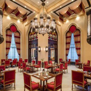 A photo of Mezlai restaurant