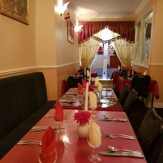 A photo of Aleena Indian Restaurant restaurant