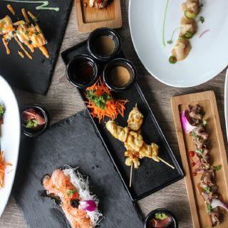A photo of Chopfuku Sushi Bar and Asian Cuisine restaurant