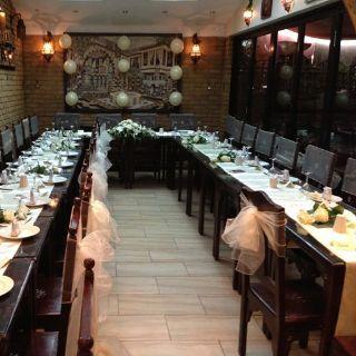 A photo of AYA Wimbledon restaurant