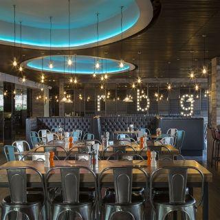 A photo of RBG Bar & Grill -  Park Inn restaurant