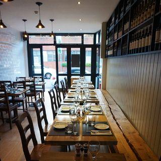 A photo of La Plata Steakhouse restaurant