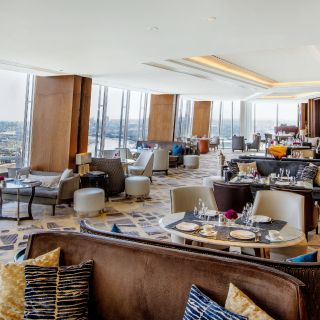 A photo of Ting Lounge, Shangri-La At The Shard restaurant