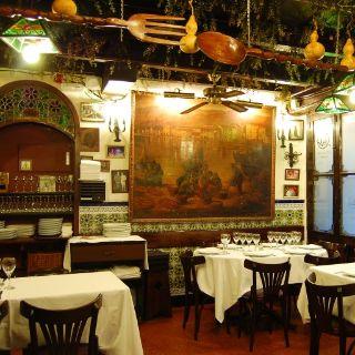Una foto del restaurante Los Caracoles