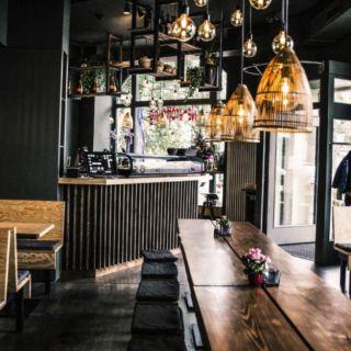 A photo of Restaurant Eden restaurant