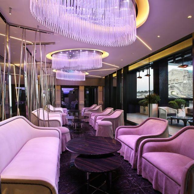 Terrazza Gallia Restaurant Milan Lombardy Opentable