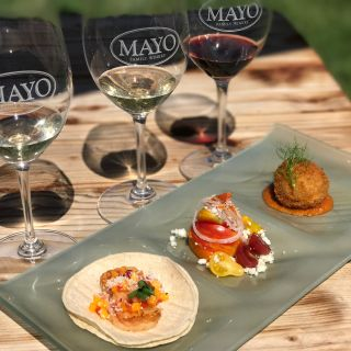 Foto von Mayo Reserve Room - Mayo Family Winery Restaurant