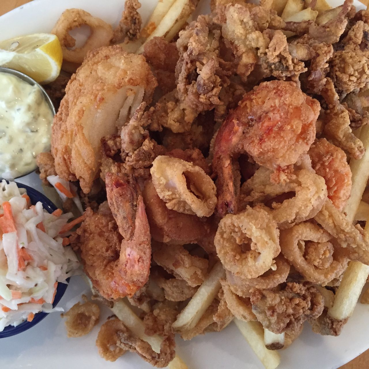 Legal Sea Foods - Park Square