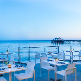 Carbon Beach Club Restaurant (The Dining Room) @ Malibu Beach Innの写真