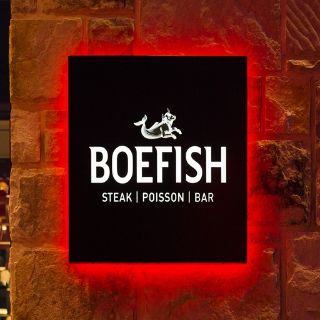 A photo of Boefish - Sherbrooke restaurant