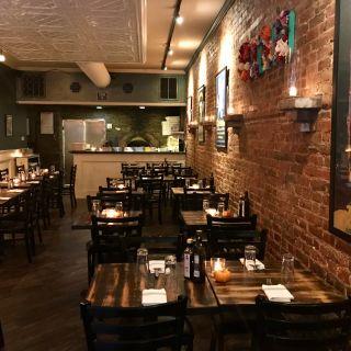 Una foto del restaurante Baciccia Pizza e Cucina