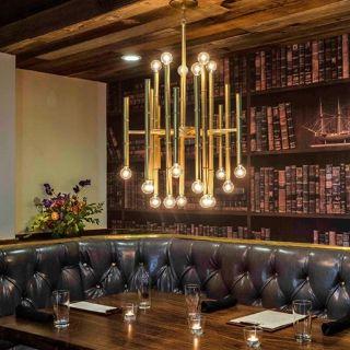 A photo of SOMO restaurant