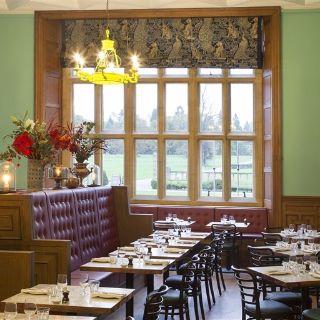 Een foto van restaurant The Brasserie at Eynsham Hall