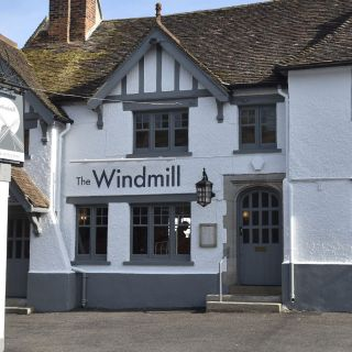 A photo of The Windmill Hollingbourne restaurant