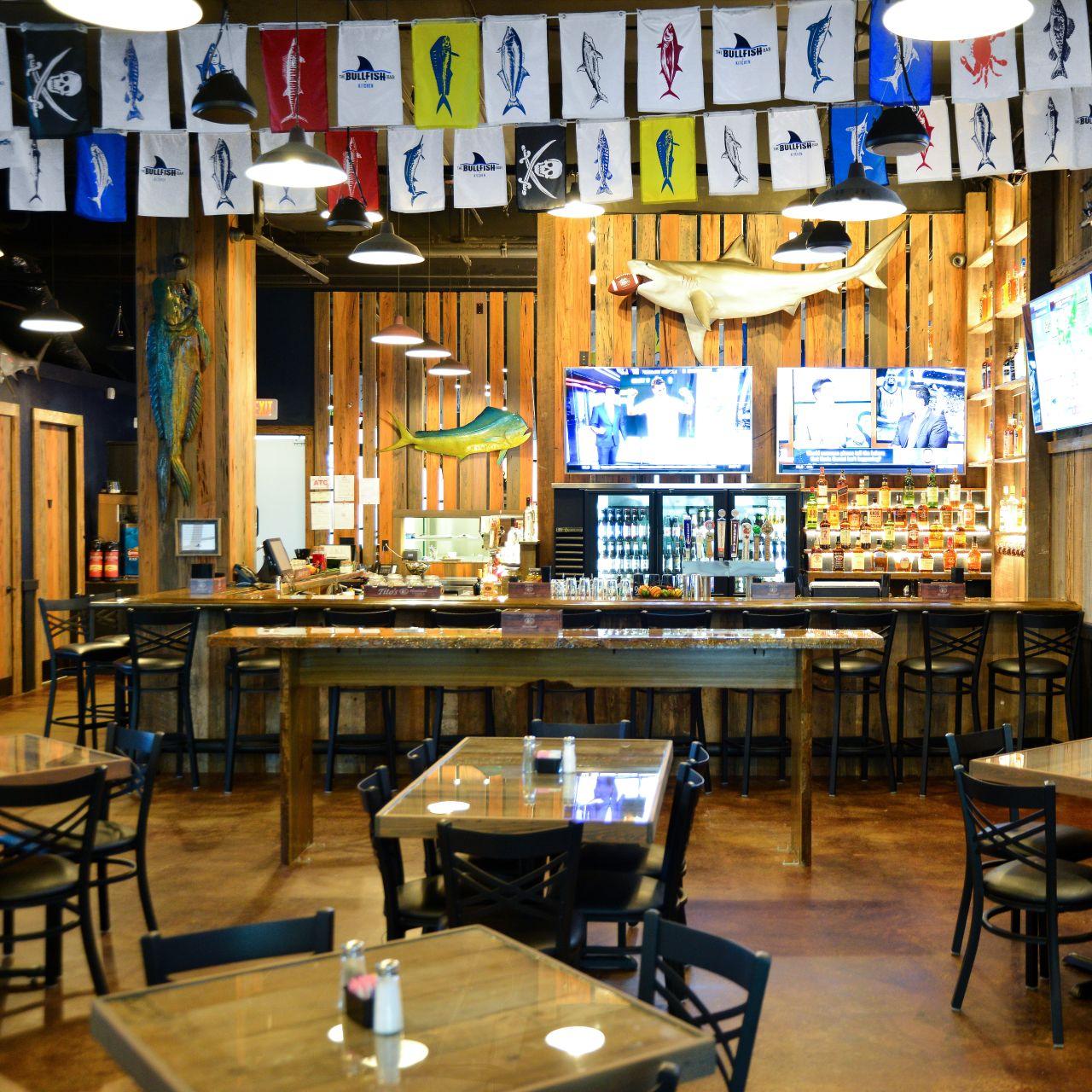 The Bullfish Bar + Kitchen Restaurant   Baton Rouge, LA   OpenTable