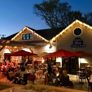 A photo of Cozy's Cafe and Pub restaurant