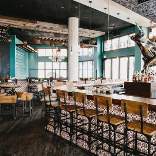 A photo of Gypsy Kitchen restaurant