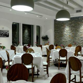 A photo of Nostos Restaurant restaurant