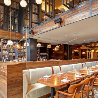 A photo of Lionfish Restaurant at The Pendry Hotel restaurant