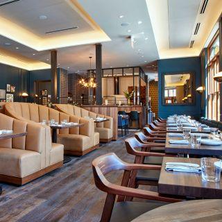 A photo of Coda Di Volpe restaurant