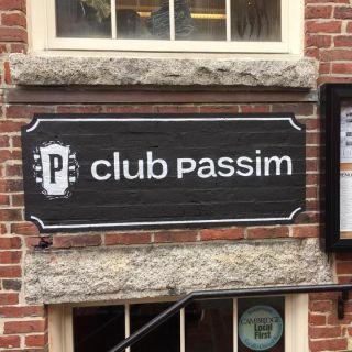 A photo of Club Passim restaurant