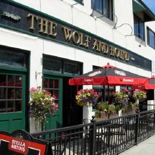 A photo of Wolf & Hound restaurant