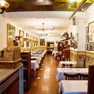 Una foto del restaurante Restaurant Ca L'Estevet