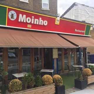 A photo of O Moinho restaurant