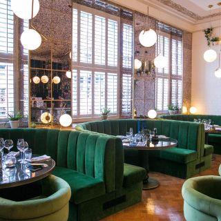 A photo of Masons restaurant bar restaurant