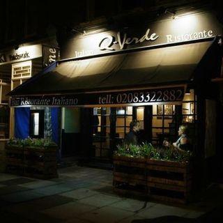 A photo of Q Verde restaurant