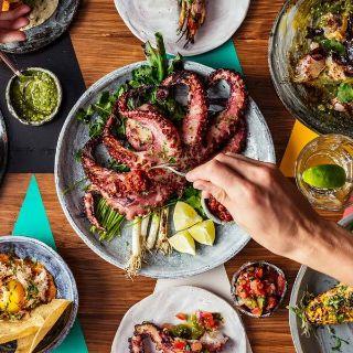 A photo of Breddos Tacos Soho restaurant