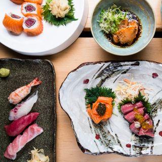 Foto von Sushi Glas Restaurant