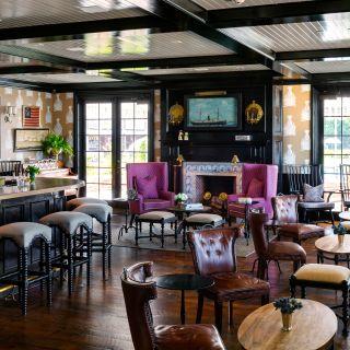 A photo of Baron's Cove restaurant
