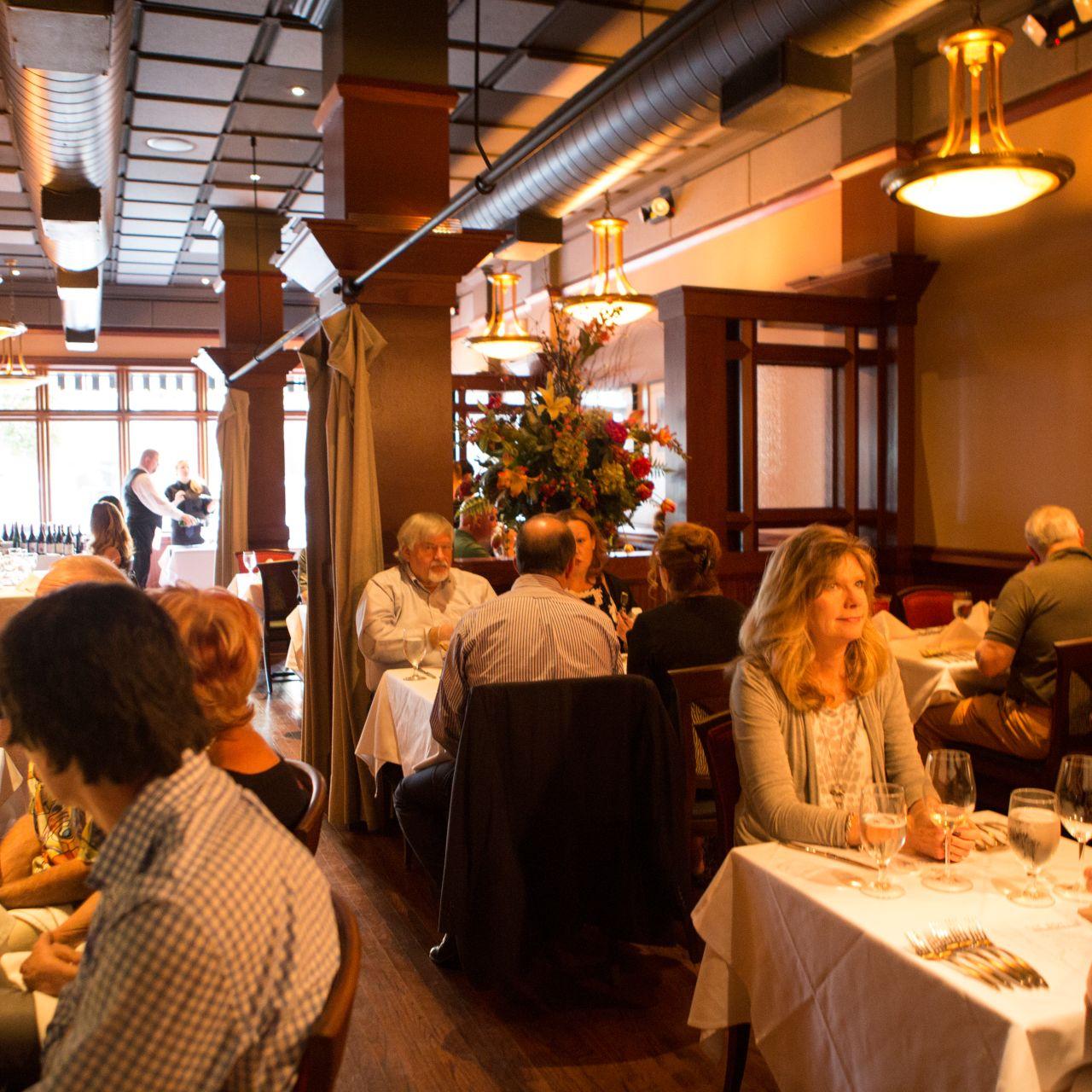 The Bottle Restaurant Huntsville Al