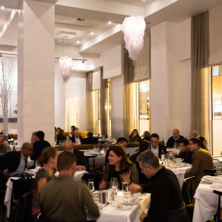 A photo of Ostra restaurant
