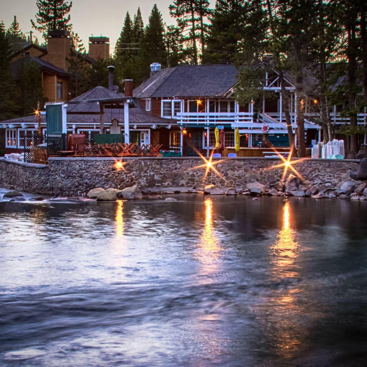 River Ranch Lodge & Restaurant - Tahoe City, CA | OpenTable