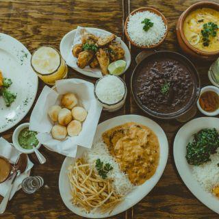 A photo of Casa Brazilian restaurant