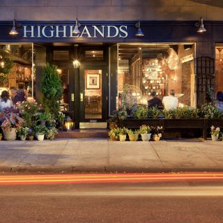 A photo of Highlands restaurant