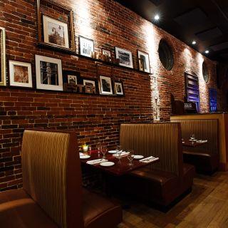 Foto von Firefly American Bistro - New Hampshire Restaurant