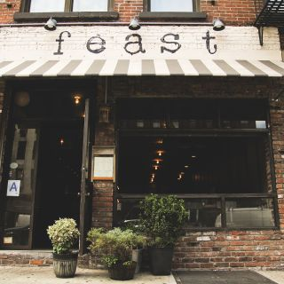 A photo of Feast restaurant